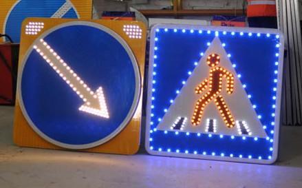 светодиоды для обозначения дорожных знаков