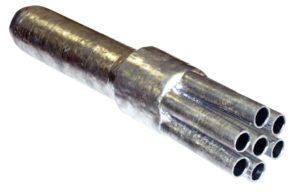 Свинцовые муфты для стыкования кабелей обладают высокой надежностью