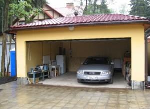 Как проложить проводку в гараже, подвале?