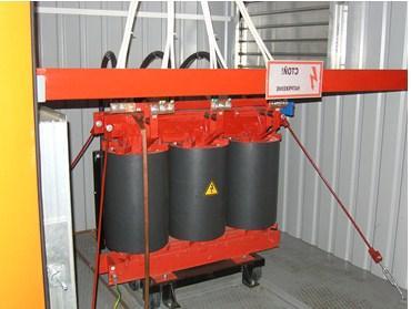 Трансформатор с воздушным охлаждением (сухой)