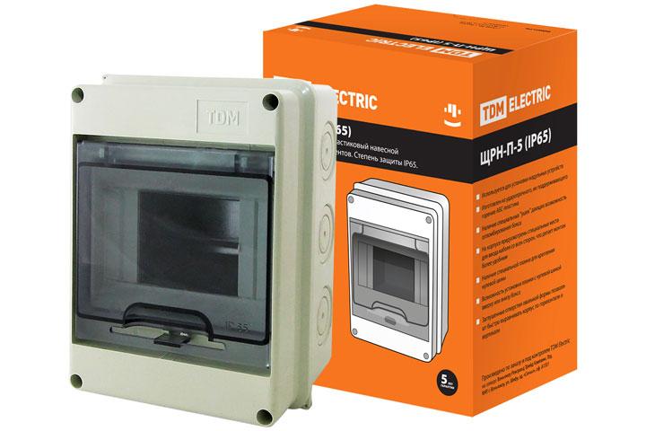 бокс коробочка для модульной розетки и автомата при подключении к сети духового шкафа