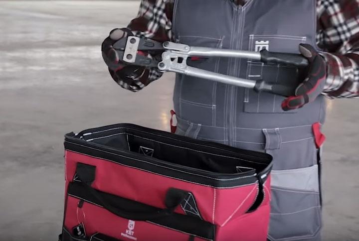 какой инструмент поместится в сумке КВТ С-02