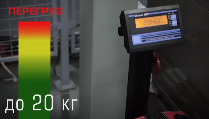сколько кг можно поместить в сумку КВТ С02