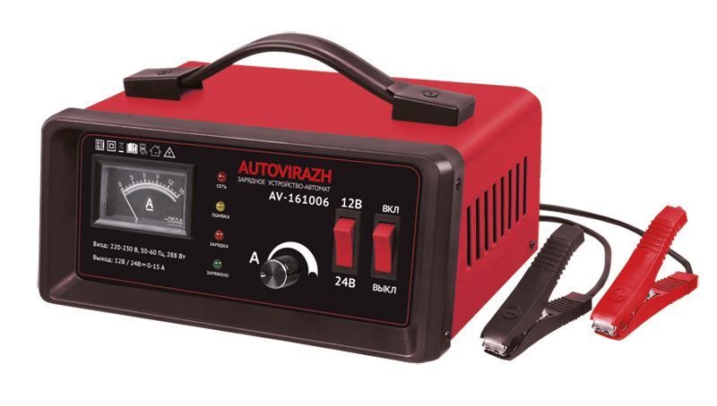 Зарядное устройство для автомобильных аккумуляторов