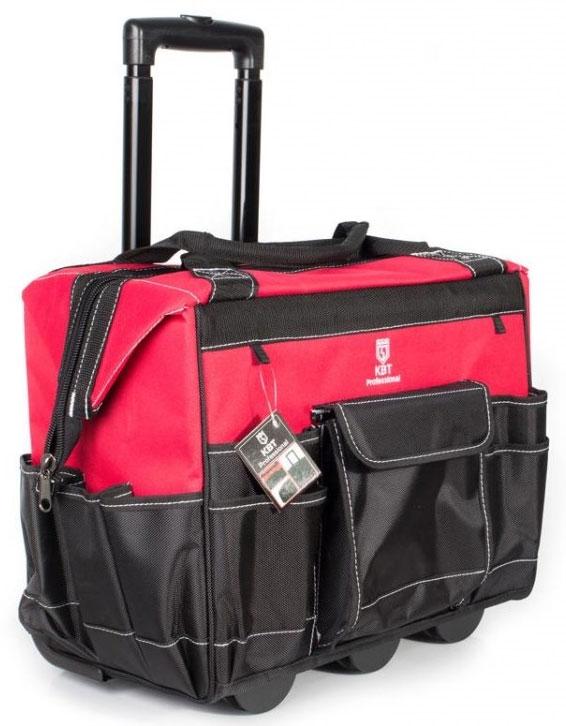 вид сумки тележки КВТ С-02