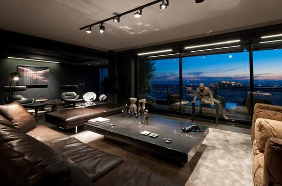 Взаимодействие электрического света и цвета в квартире