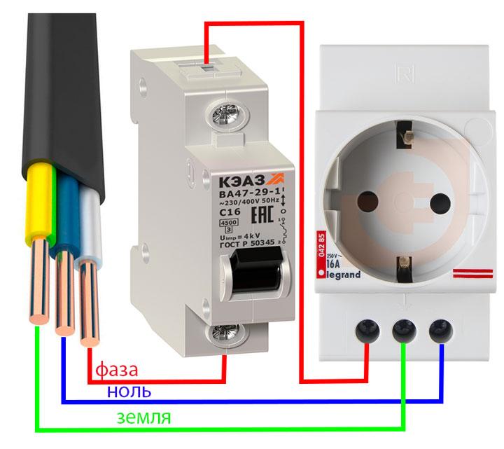 как правильно подключить духовой шкаф к электросети 220В