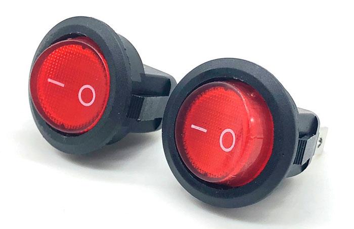 кнопки микровыключатели