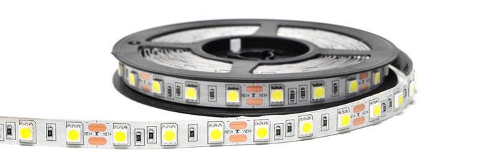 открытая светодиодная лента IP20