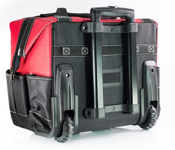 вид сзади сумки тележки КВТ С-02