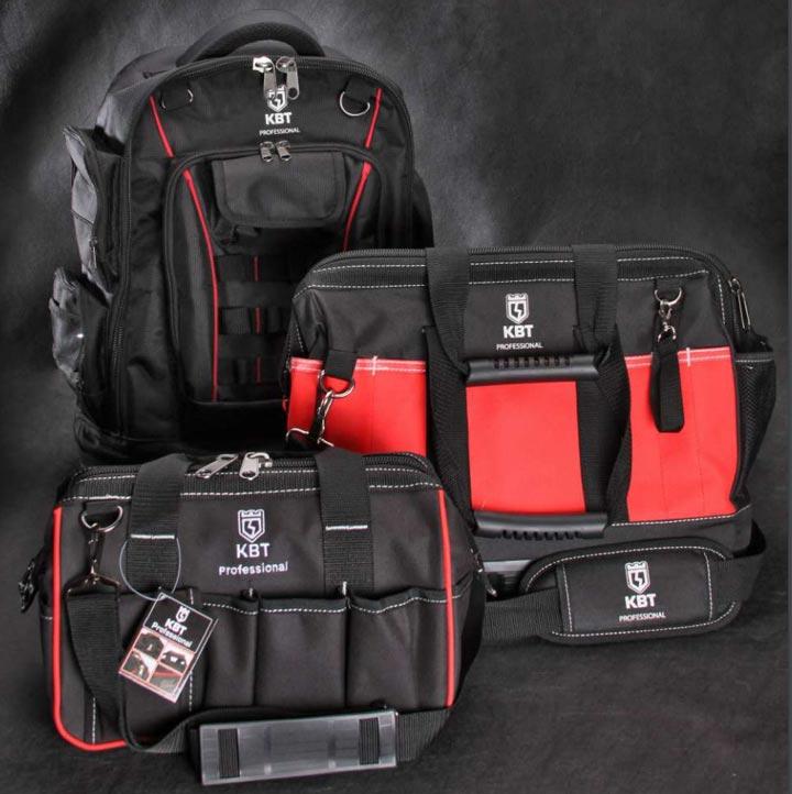профессиональные сумки электрика