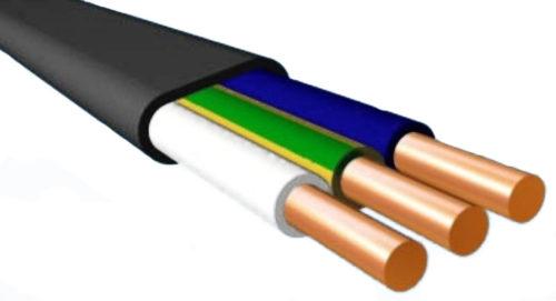 Сечение кабеля ВВГ 3х2,5