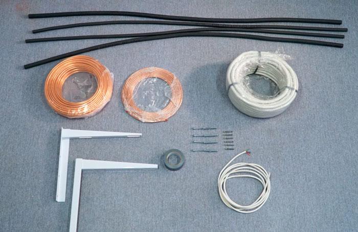 материалы для фреонопровода кондиционера
