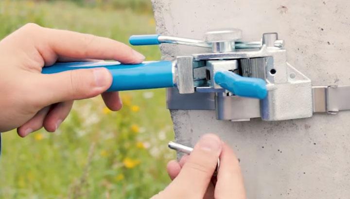 как из бандажной машинки для натяжения ленты ИНТ-20 мини сделать ИНТу-20