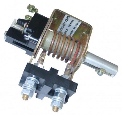 Подключение реле максимального тока