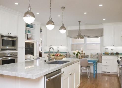 Какое должно быть освещение на кухне?