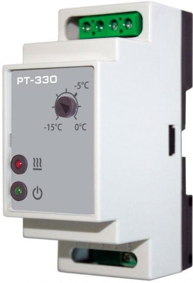 простой терморегулятор рт330