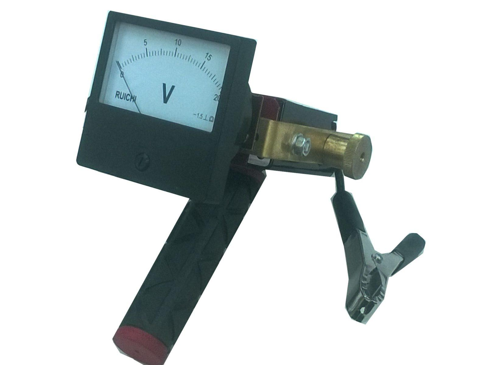 Нагрузочная вилка для проверки аккумуляторов