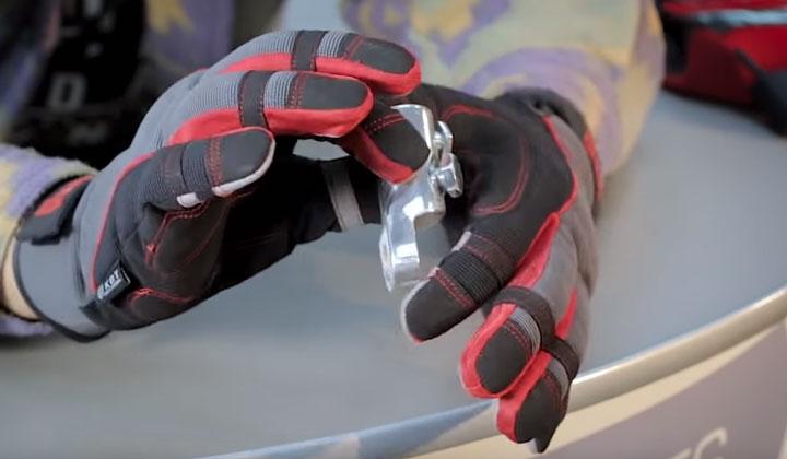 модель КВТ С-32 перчаток рабочих