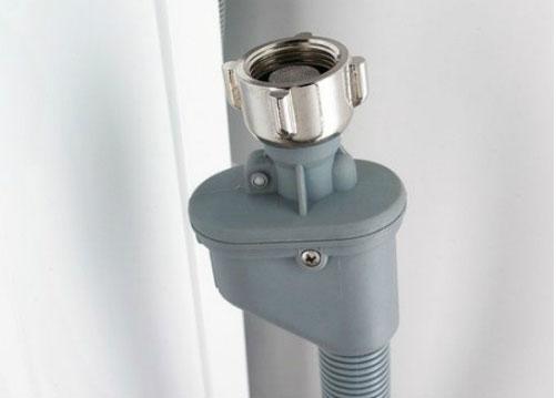 клапан аквастоп на шланге подачи воды в посудомойку