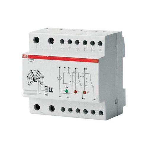 Реле ABB LSS 1/2 относятся к доступным и качественным устройствам на рынке нашей страны