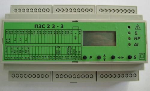 При помощи ограничителей мощности серии ПЗС-23 реализуются схемы противопожарной и противоаварийной сигнализации