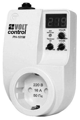 УЗИП марки РН-101М для сетей с переменным током используется для защиты жилых домов