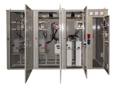 Установка автоматической компенсации реактивной мощности до 1000 В