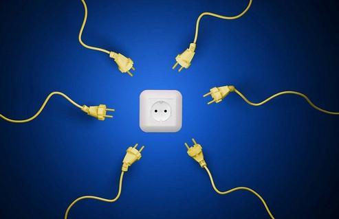 разбор электроэнергии