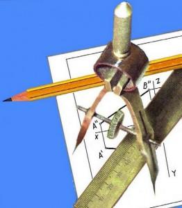 геометрия электропроводки
