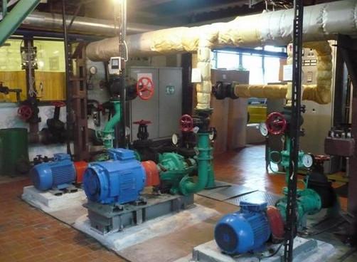 минимизируются гидравлические удары в системах трубопровода, задвижек