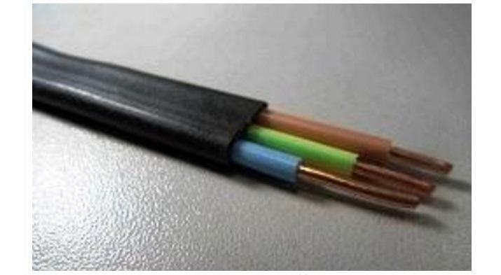 Изображение небронированного защитного провода