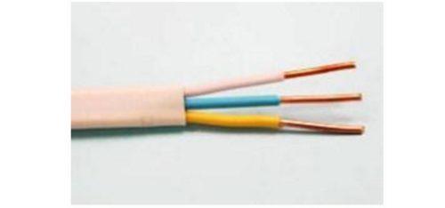 Изображение провода плоского установочного
