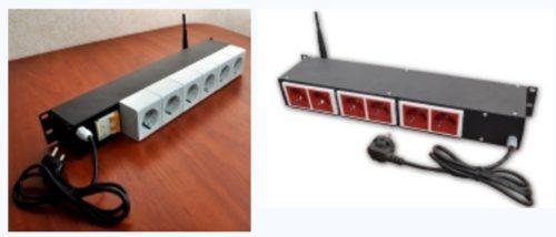 Изображение розетки GSM, имеющей 6 выводов