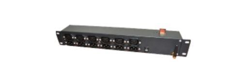 Модель модуля электро-розеток для дистанционного управления