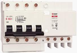 Как отличить Дифференциальный автомат от УЗО?