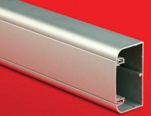 Алюминиевый кабель-канал