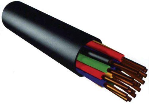 Конструкция кабеля КВВГ