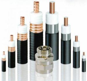 Образцы коаксиального кабеля