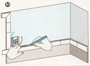Короб для проводов: монтаж, пошаговая схема установки
