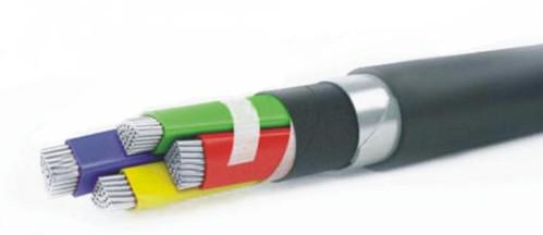 кабель марки ВБбШв - оцинкованная лента