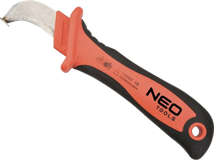 резак neo для кабелей с пяткой
