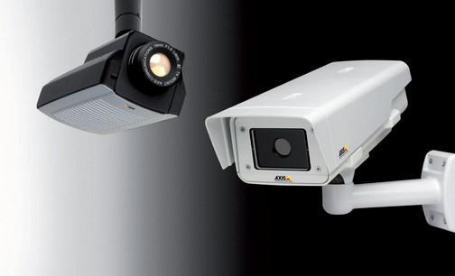 Видеонаблюдение с IP-камер