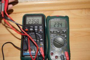 Мультиметры серии Mastech