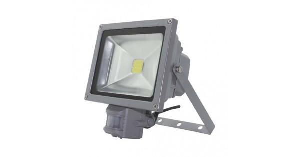 Прожекторы уличного освещения получили широкое распространение благодаря множеству вариантов дизайна