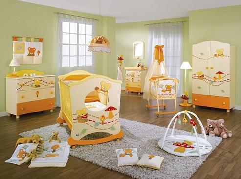 Как правильно организовать освещение в детской комнате?